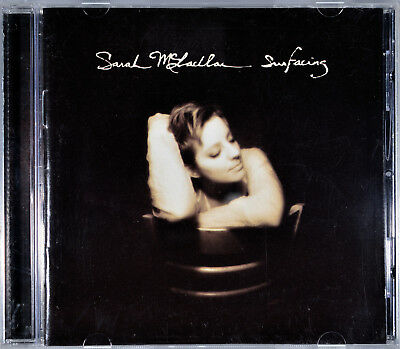 Surfacing by Sarah McLachlan [Canada - Nettwerk/Club - Enhanced - 1997] - NM