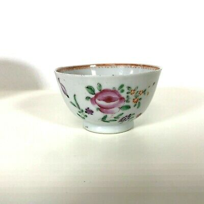 18th C Chinese Export Porcelain Cup Bowl