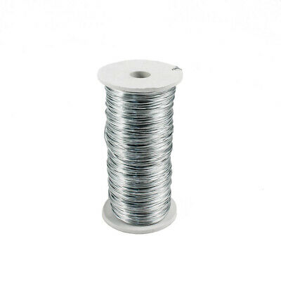 Stainless Steel Binding Wire 24 Gauge 8 oz Spools - 46-620