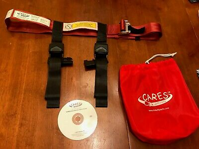 CARES Kids Fly Safe Airplane Safety Harness for Children FAA-Approved