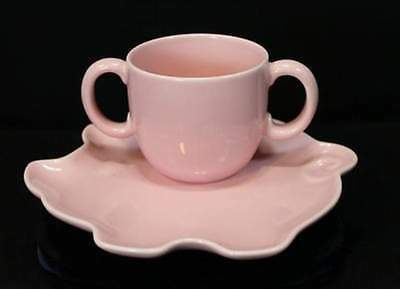 100% Genuine Tiffany & Co. tots pig saucer plate and cup set