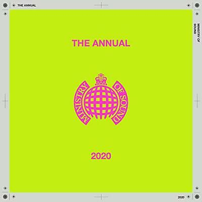 Various-The Annual 2020 - Ministry of Sound CD NEW