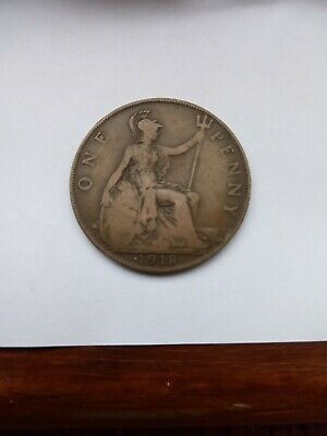 History Old British Mint Coins 1917 1998 Penny Shilling Crown Sixpence Farthing