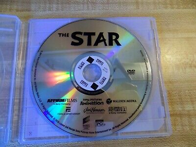 The Star (DVD, 2018) DVD-Only no box