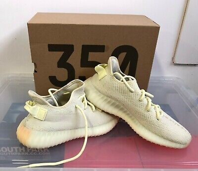 ADIDAS X KANYE West Yeezy Boost 350 V2 Butter UK 6.5