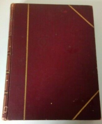 Antique Cassell's History Of England Special Edition Vol Iv 1910 Hardback