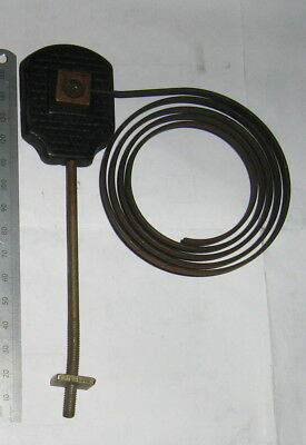 Antique Vintage Clock Coil Gong Wire Chime