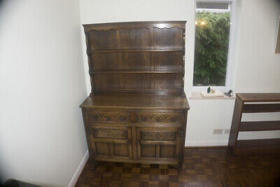 Welsh Dresser - Oak - Early 1900s - Antique Furniture - Amazing Quality