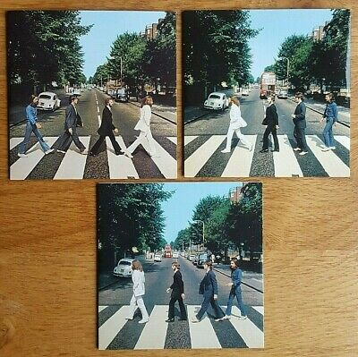 BEATLES - ABBEY ROAD 50th Anniversary Super Deluxe Anniversary Edition 3 CDs