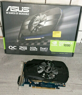 ASUS Phoenix GeForce GT 1030 - 2 GB