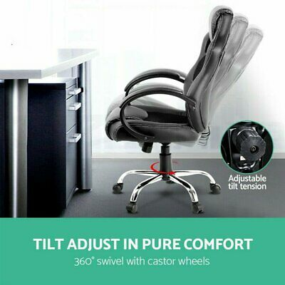 Computer Chairs for Home&Work Executive Leather Seating Multi-Color Office Chair