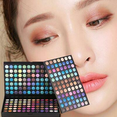 252 Color Eye Shadow Makeup Cosmetic Shimmer Matte Eyeshadow Palette Set Best
