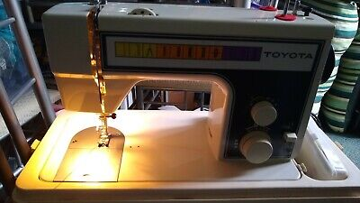 Toyota Model RS2000 SERIES Sewing Machine CD Instruction Manual.