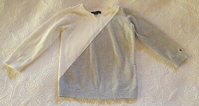Girls Size 2 Tommy Hilfiger Jumper