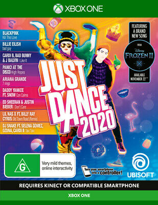 Just Dance 2020  - Xbox One game - BRAND NEW