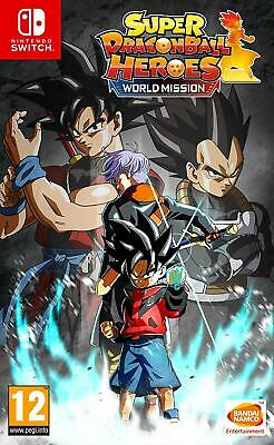 Super Dragon Ball Heroes World Mission | Nintendo Switch New
