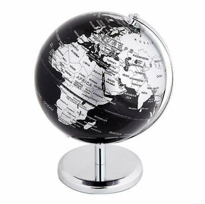 Exerz World Globe (Dia 14 cm) - Educational/Geographic/Modern Desktop Decoration