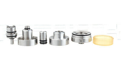 KF Lite 2019 Styled RTA Rebuildable Tank Atomizer Silver