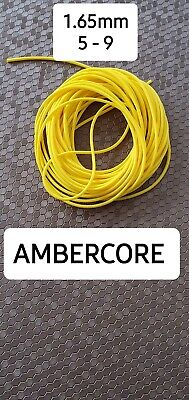 HIGHEST QUALITY AMBERCORE HOLLOW POLE ELASTIC NANO BORE RATED 6-10  2m length