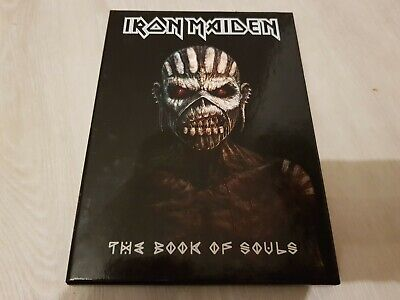 IRON MAIDEN The Book Of Souls, 2 CD /Digibook/2015/11 Songs
