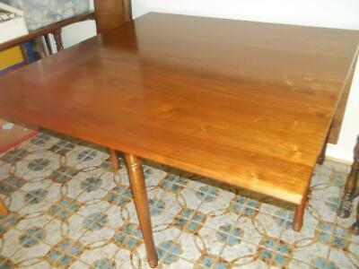 EA Clore Cherry Dining Set: Drop-leaf Table, 2 Master Chairs, 6 Side Chairs