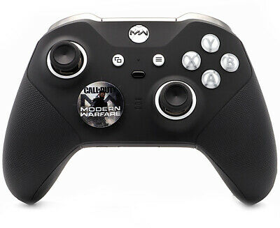 """""""MW"""" XBOX ONE ELITE 2 Series Custom Modded Controller compatible with MW GOW5"""
