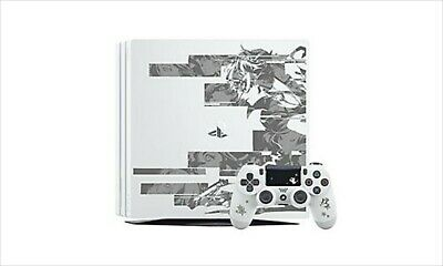 PS4 Pro 'Persona 5: The Royal' Limited Edition Pro Main Unit Sony Store  White