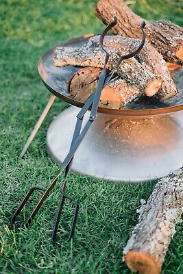 Fire Tongs! For Aussie fireplaces, indoors and outdoors