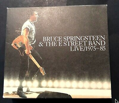 Live 1975-85 [Box] by Bruce Springsteen/Bruce Springsteen & the E Street Band...