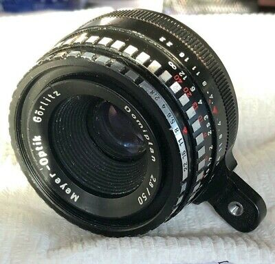 Meyer Gorlitz Domiplan 50mm f2.8 camera lens - FREE SHIPPING