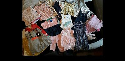 Baby girl clothes 6-9 months with tags