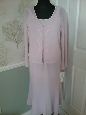 Mother of bride Gina bacconi outfit size 14