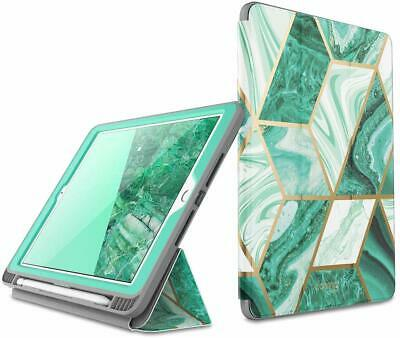 "i-Blason Cosmo Trifold Stand Case Cover for iPad 7th Gen 10.2"" w/ Pencil Holder"