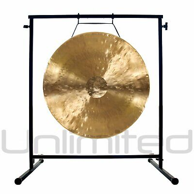 "20"" to 26"" Gongs on the Fruity Buddha Gong Stand"