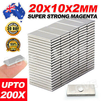 Super Strong Magnets Block Rare Earth Cuboid Neodymium Super Strong Magnet