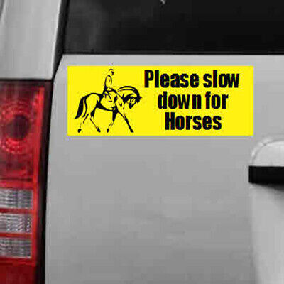 Beware of farm vehicles warning sign stickers reflective countryside farm decals
