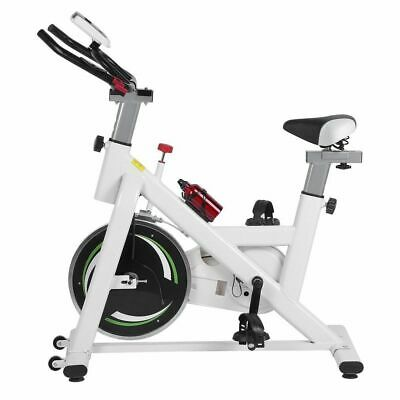Black Bicycle Cycling Fitness Exercise Stationary Bike Cardio Home Indoor