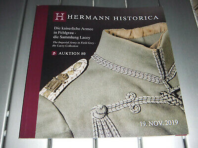 The Stacey Collection of WW1 German Uniforms.Upcoming Auction Catalog.(De/Eng)