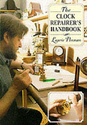 """The Clock Repairer's Handbook"" by Laurie Penman"