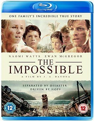 The Impossible  2013 Blu-ray Blu Ray FILM DVD