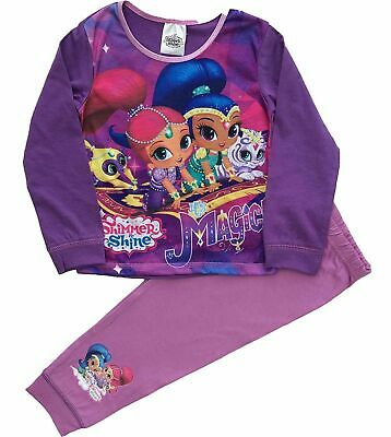 Shimmer and Shine Magic Childrens Pyjamas Size 18/24 months