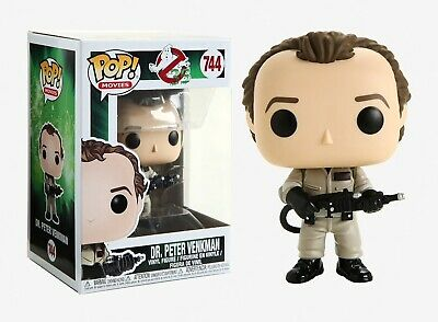 Funko Pop Movies: Ghostbusters™ - Dr. Peter Venkman Vinyl Figure Item #39335