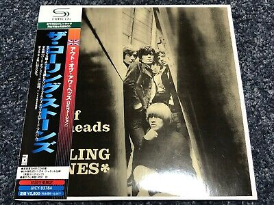 The Rolling Stones Out of Our Heads Japan Import SHM-CD Mini LP CD UICY-93784