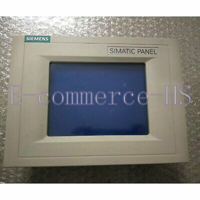Used Siemens 6AV6545-0AA15-2AX0 Touch Panel TP070 6AV6 545-0AA15-2AX0 Tested