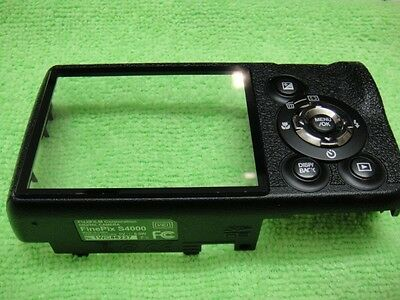 Genuine Fujifilm S4200 Back Case Cover Repair Parts