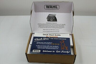 Wahl Easy Pro Pet Rechargeable Dog Grooming Kit Quiet Low Noise Heavy duty #9549
