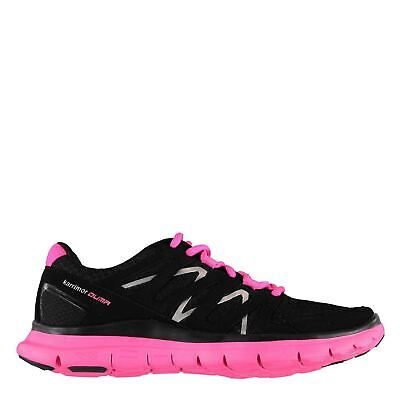 Kids Girls Karrimor Duma Trainers Child Runners Lace Up Breathable New