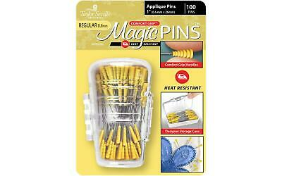 Taylor Seville 219539 Magic Pins Reg Applique 1 100Pc