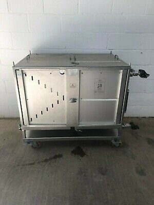Pall 500 L 3D Stainless Steel Jacketed Holding Tote 103966