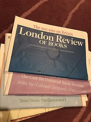 London Review Of Books Vol 41 No 13-16 2019